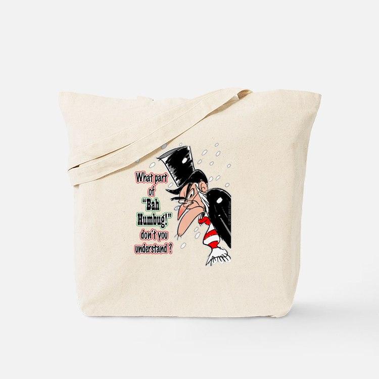Scrooge 1 Tote Bag