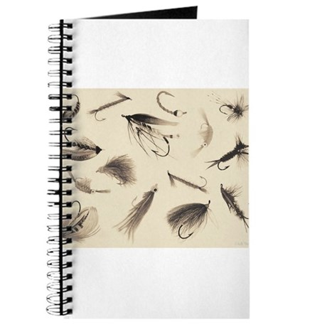 Fly Illustrator Flies Journal