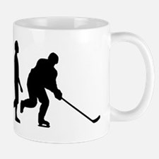 Hockey Evolution Mugs