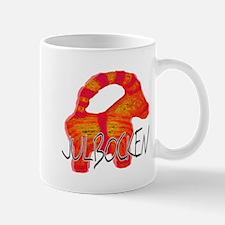 Julbocken the Yule Goat Mugs