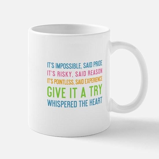 Cute Motivation Mug