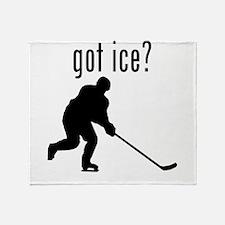 got ice? Throw Blanket