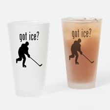 got ice? Drinking Glass