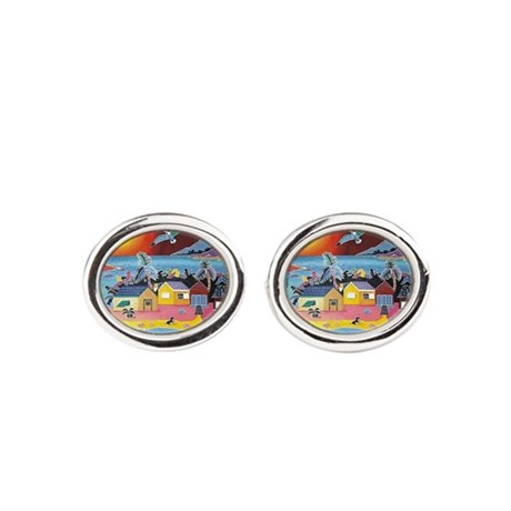 Dwelling Places Cufflinks