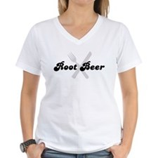Root Beer (fork and knife) Shirt