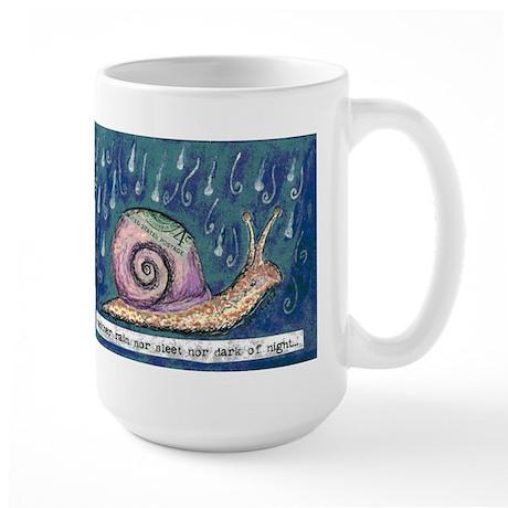 Snail Mail Mugs