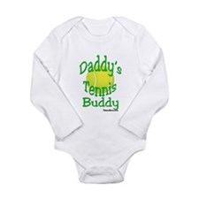 Daddy's Tennis Buddy Body Suit