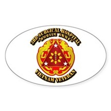 3rd Surgical Hospital Decal