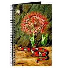 Marianne North: Flor Imperiale, Coral Snak Journal