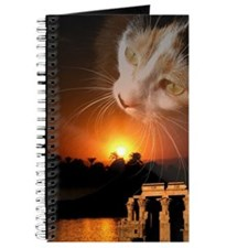 egyptian cat godess Journal
