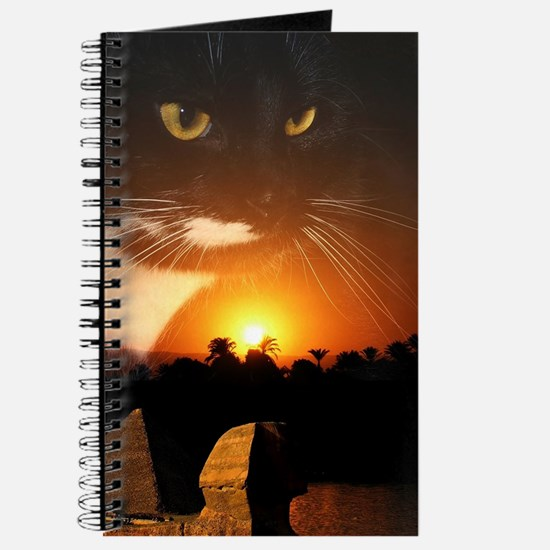 egyptian cat god Journal
