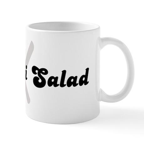 Macaroni Salad (fork and knif Mug