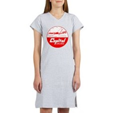 Capital Airlines Women's Nightshirt