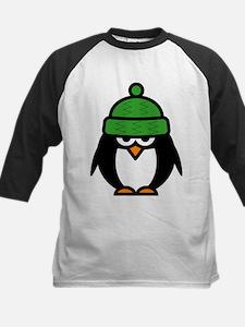 Funny penguin cartoon Baseball Jersey