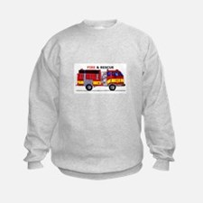 Fire And Rescue Sweatshirt