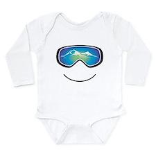 Happy Skier/Boarder Body Suit