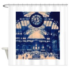 grandcentralstation.png Shower Curtain
