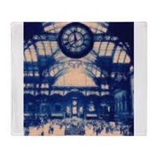 grandcentralstation.png Throw Blanket