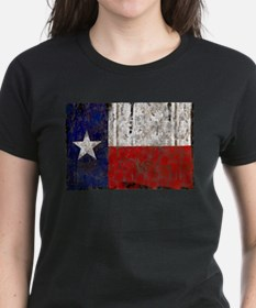 Texas Retro State Flag Tee