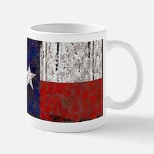 Texas Retro State Flag Small Small Mug