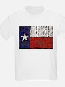 Texas Retro State Flag T-Shirt