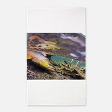 Brown Trout - Catch and Release 3'x5' Area Rug