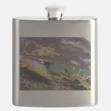 Brown Trout - Catch and Release Flask