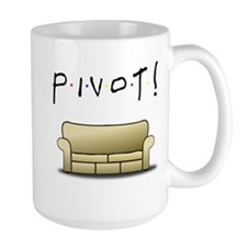 Friends Ross Pivot! Mugs