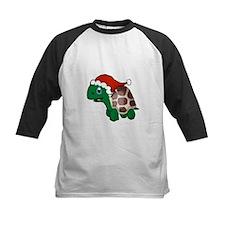 Christmas Turtle 3 Baseball Jersey