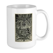 Alchemical Print from 1677 Mugs