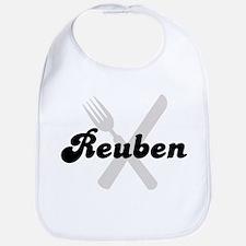Reuben (fork and knife) Bib