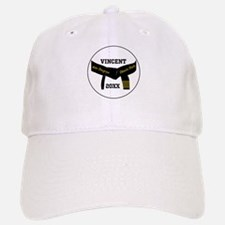 Martial Arts 4th Degree Black Belt Baseball Baseball Cap