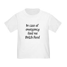 Feed me Dutch Food T