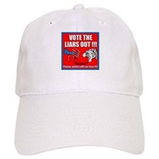 LIARS OUT! Baseball Cap