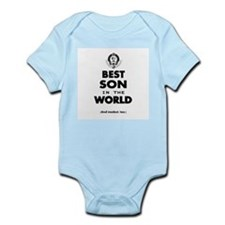 The Best in the World Best Son Body Suit