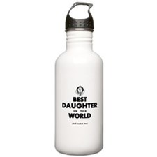 The Best in the World Best Daughter Sports Water B