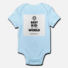 The Best in the World Best Kid Body Suit