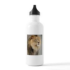 Lion Lovers Sports Water Bottle
