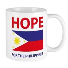Hope For The Philippines Mug