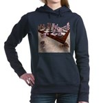 A Game of Chess Hooded Sweatshirt