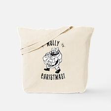Molly Christmas Tote Bag