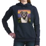 Pit Bull Meadow Hooded Sweatshirt
