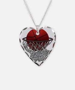 Basketball Sports Lover Necklace