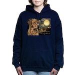 portrait5.png Hooded Sweatshirt