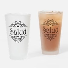 Salud Drinking Glass