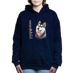 portrait.png Hooded Sweatshirt