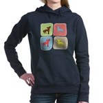 colorblock3.png Hooded Sweatshirt