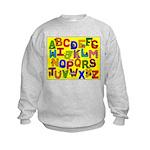 Alphabet Kids Sweatshirt