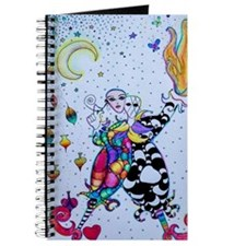 Colorful Jester Journal