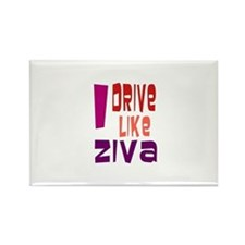 I Drive Like Ziva s Magnets